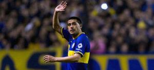 Aos 36 anos, Riquelme dá adeus aos gramados (Foto:Divulgação/lancenet.com.br)
