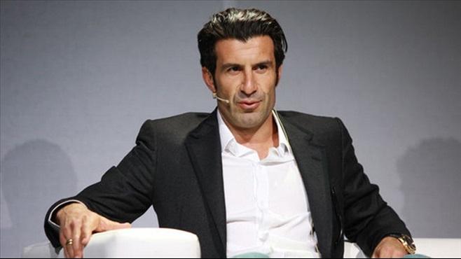 Figo propõe discussão mais vagas na Copa (Foto: UEFA/Divulgação)