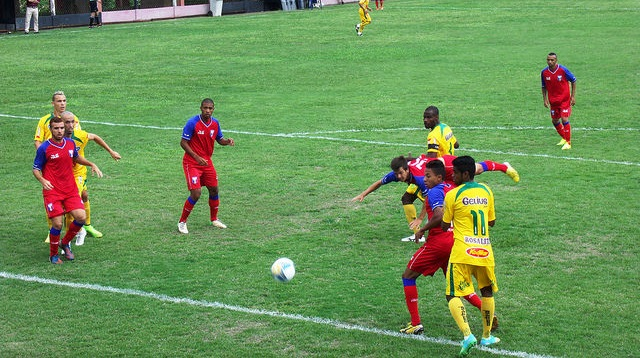 Guará vai ter que superar as dificuldades no torneio (Foto: Divulgação / Mirassol)