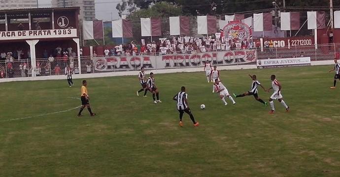 Independente conta com jogadores experientes para lutar pelo acesso (Foto: Divulgação / Independente / Jonathan Bueno)