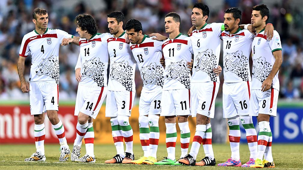 Clássico entre Irã e Iraque foi decidido nos pênaltis (Foto: Divulgação/afasiancup.com)