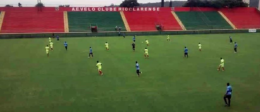 Velo Clube teve preparação turbulenta (Foto: Divulgação/Velo Clube)