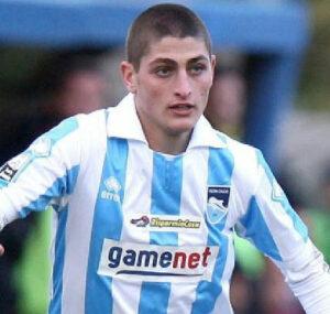 Verratti era o cérebro do time (Foto: Reprodução/calcio24.org)