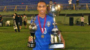 Leandro foi o grande craque da competição (Foto: Divulgação/cbf.com)