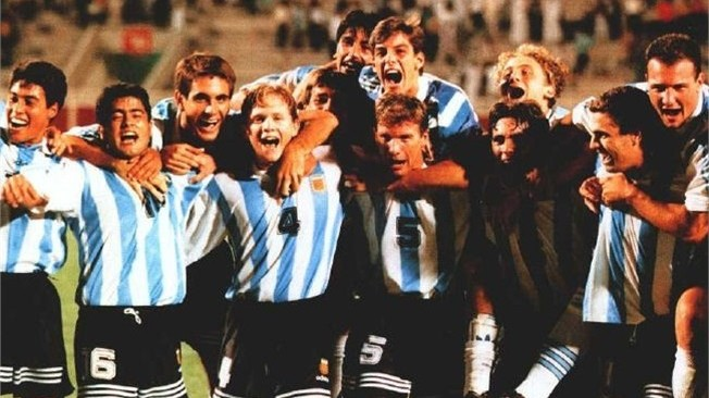 Argentina conquistou o seu segundo título de sub-20 no Catar (Foto: FIFA/Divulgação)