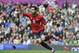 Salah é a principal esperança egípcia e já tem números positivos com a camisa do país (Foto: Reprodução/relvado.sapo.pt)