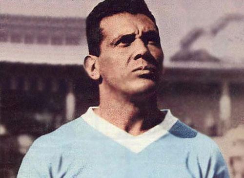 """Obdulio Varela, """"El Negro Jefe"""" (Foto: Reprodução)"""