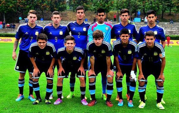 Argentina é uma das maiores favoritas ao título do Sul-Americano (Foto: AFA/Divulgação)