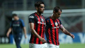 San Lorenzo foi o terceiro campeão eliminado precocemente (Foto: Reprodução/infobae;com)