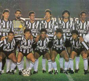 Botafogo campeão d 1990 (Foto: Reprodução/portoroberto.com.br