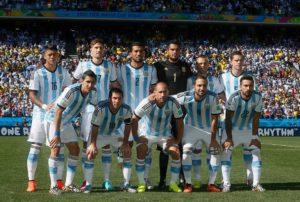 Vice na Copa, Seleção Argentina segue tentando quebrar jejum (Foto: Reprodução/AFA)