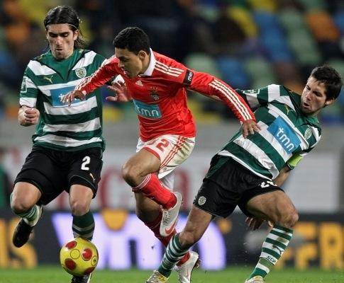 Éder Luís foi muito criticado em sua passagem pelo Benfica (Foto: Reprodução/maisfutebol.iol.pt)