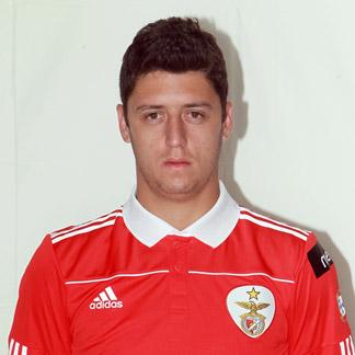 Felipe Menezes mostrou algum potencial no Benfica, mas ficou só nisso (Foto: Divulgação)
