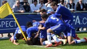 O Chelsea foi a equipe mais forte do campeonato (Foto: Divulgação/chelseafc.com)