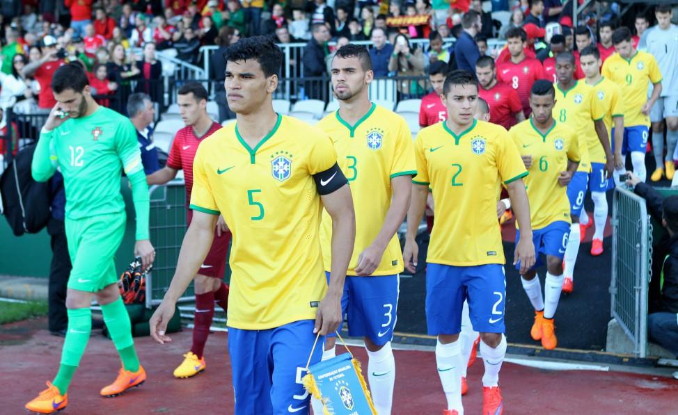 Seleção brasileira tenta retomar hegemonia (Foto: Divulgação/cbf.com)