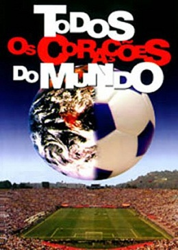 A capa brasileira do filme oficial da Copa de 1994 (Foto: Divulgação/Europa Filmes)