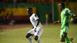 Ibrahma Wadji é o grande craque de Senegal (Foto: Reprodução/africatopsports.com)