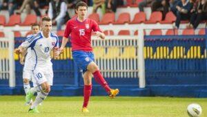 O zagueirão Veljkovic é arma brilha na defesa e no ataque (Foto: Reprodução/Twitter)