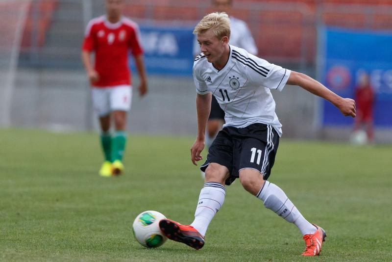 Julian Brandt é revelação do Bayer Leverkusen e da seleção alemã (Foto: UEFA/Divulgação)