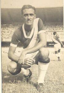 """Danilo Alvim, o """"Príncipe"""", foi ídolo do Vasco e da Seleção - ao menos até a Copa de 1950 (Foto: Reprodução)"""