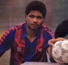 Aloisio teve uma sólida carreira no futebol (Foto: Reprodução/blaugranas.com)