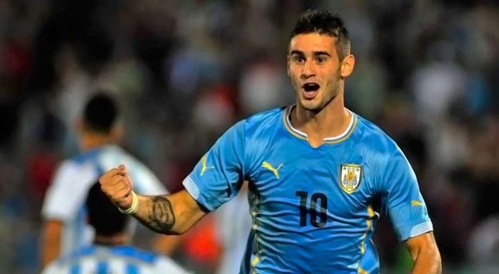 Uruguaio é uma das esperanças do PSV para manter a supremacia na Holanda (Foto: Divulgação/Conmebol)