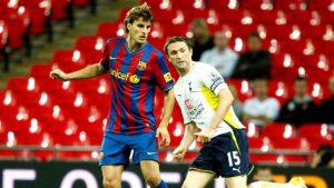 Henrique não teve oportunidades no Barça (Foto: Miguel Ruiz/FCB/Divulgação)