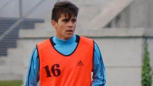 Zalazar é a estrela do time espanhol (Foto: Divulgação/Málaga)