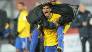 O ótimo líder Danilo (Foto: Reprodução/uol.com.br)