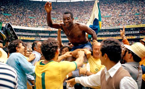 Título em 1970 coroou um time que mudou o esporte (Foto: Divulgação/FIFA)