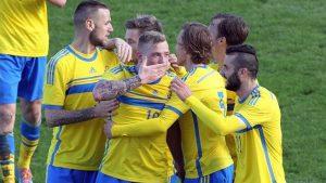 John Guidetti é o craque e camisa 10 da seleção sueca (Foto: Divulgação/uefa.com)