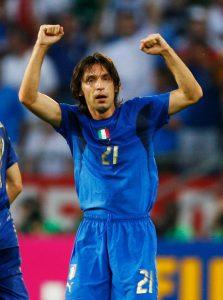Pirlo foi destaque no Tetra da Azzurra (Foto: Divulgação/FIFA)
