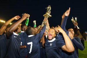 A França levou seu 12°título da competição (Foto: Divulgação/festival-foot-espoirs.com)