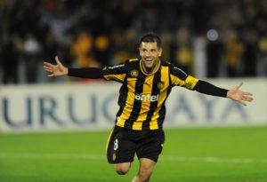 Tony Pacheco é um grande ídolo do Peñarol (Foto: Reprodução/sportal.com.au)