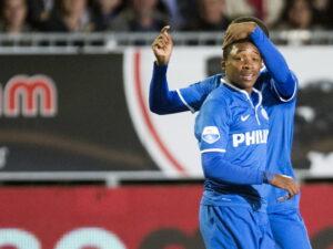 O talentoso jogador em ação pelo PSV (Foto: Reprodução/voetbal.com)