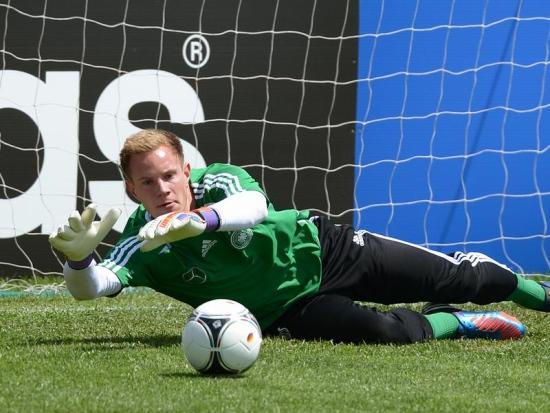 Stegen quer coroar a temporada com o título do Europeu Sub-21