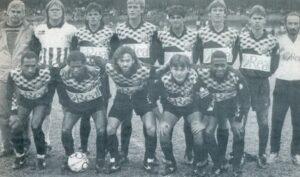 O forte time de 1990 (Foto: Reprodução;operario.com)