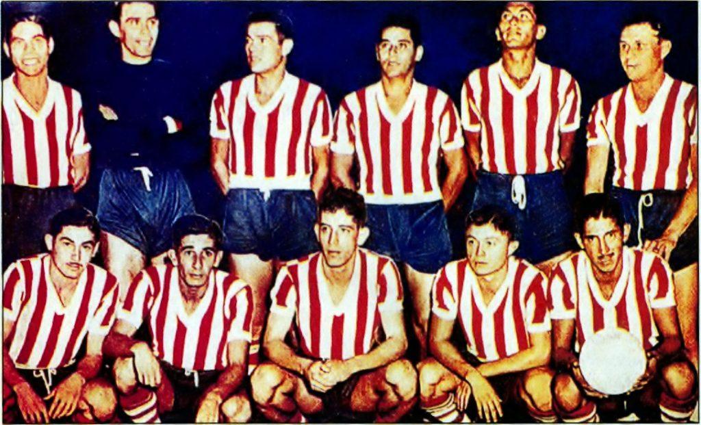 Seleção paraguaia de 1953