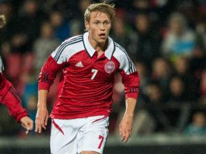 Fischer é um dos candidatos a estrela do torneio (Foto: Divulgação/Federação Dinamarquesa)