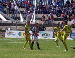 A torcida do Deportivo Santaní costuma apoiar bastante (Foto: Reprodução/acontecerdeportivo.com)