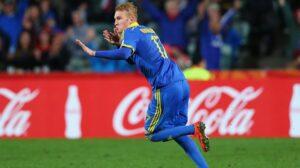 Kovalenko promete repetir o brilho do Mundial Sub-20 (Foto: FIFA/Divulgação)