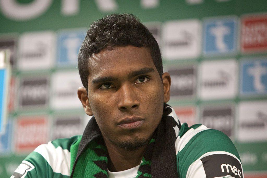 Campeão no Gent, Renato Neto pouco mostrou no Sporting (Foto: Reprodução)