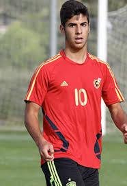 O talento de Asensio chamou atenção dos merengues (Foto: Real Madrid/Divulgação)