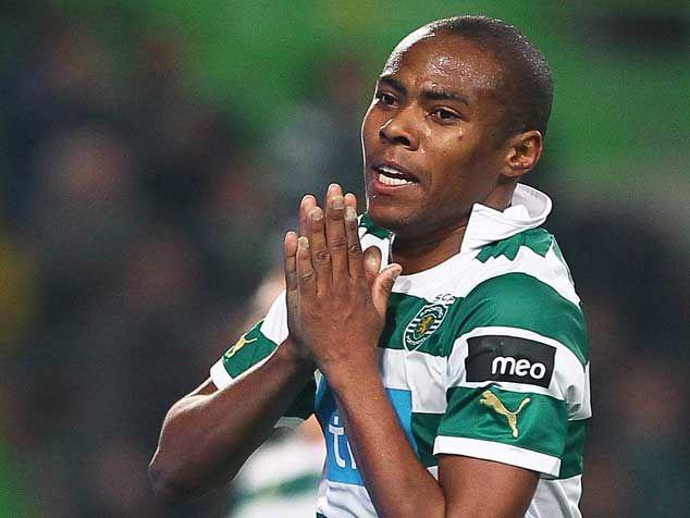 Contratação mais cara do Sporting à época, Elias saiu brigado (Foto: Reprodução/Sporting)