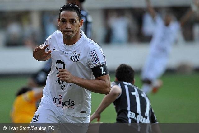 Atualmente o jogador é artilheiro do Brasileirão (Foto: Ivan Storti/Santos FC)