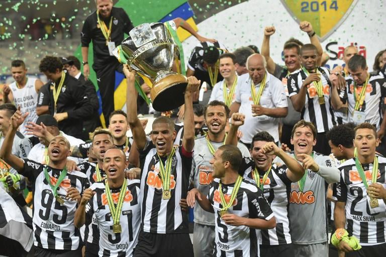 Atlético-MG é o único a ganhar a Copa do Brasil após eliminação na Libertadores (Foto: Divulgação)