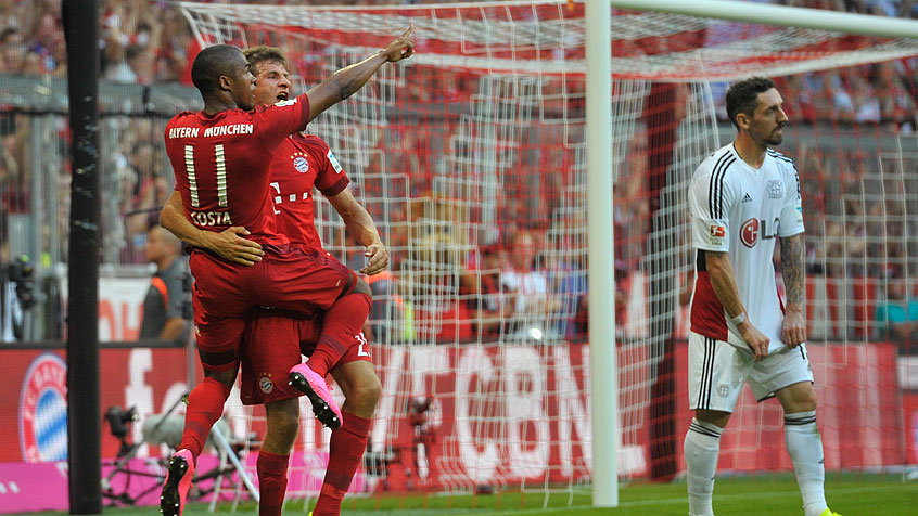 Será que Douglas Costa vai brilhar na Alemanha?