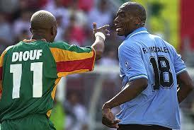 Morales em ação no fatídico duelo contra Senegal (Foto: Reprodução)