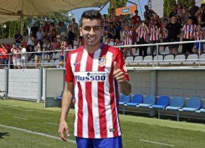 Ángel Correa chegou com status de grande craque (Foto: Reprodução/elintransigente.com)