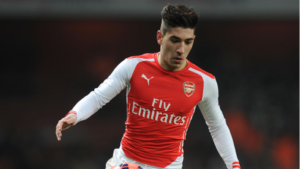 Bellerin já é titular do Arsenal (Foto: Divulgação/arsenal.com)